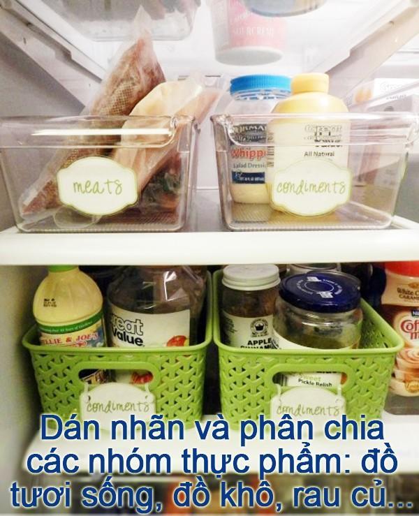 Mẹo vặt hữu ích cho người lười lau dọn tủ lạnh 2