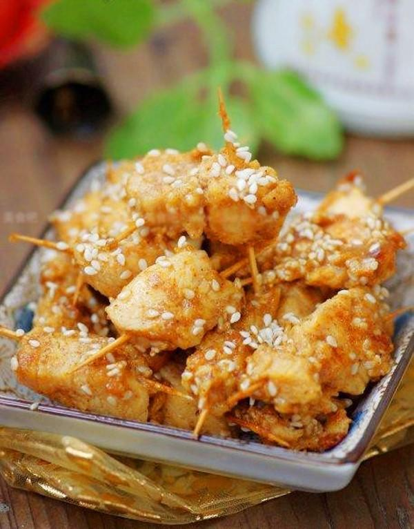 Món mới dễ ghiền: gà chiên vừng vị cà ri 4