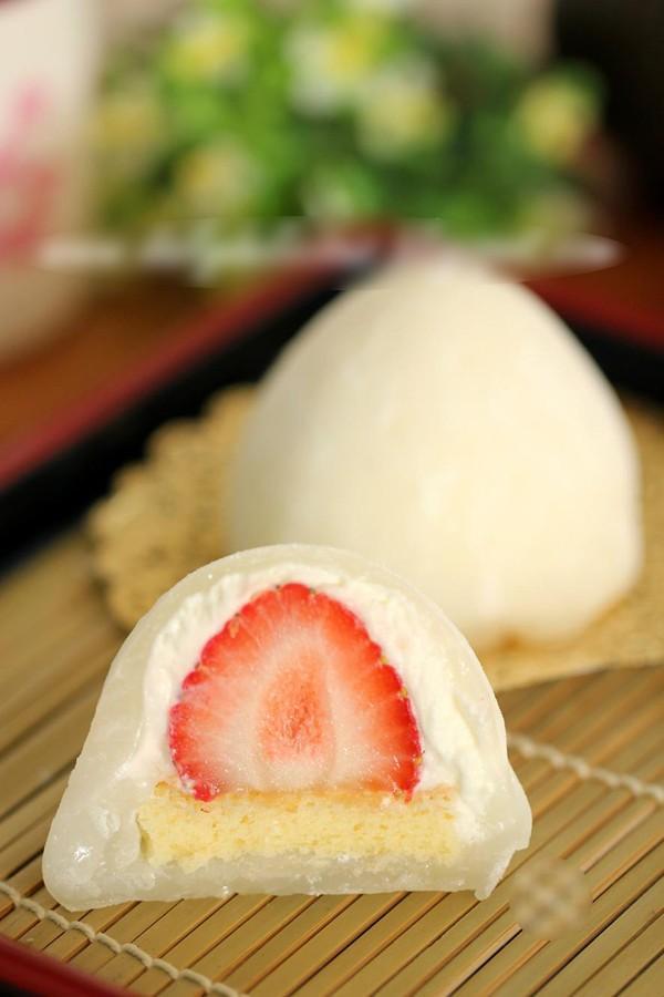 Khéo tay tự làm bánh dẻo Daifuku kiểu Nhật 1