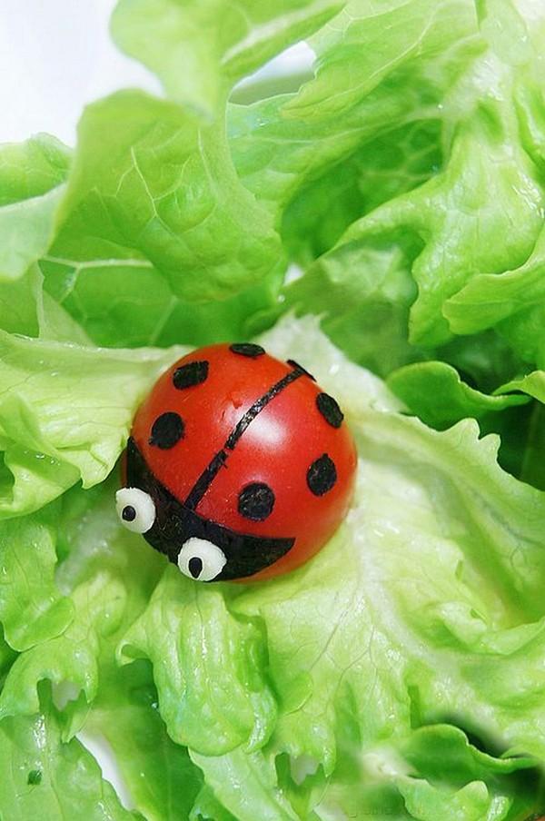 Hai cách tỉa cà chua bi đơn giản mà xinh xắn 10