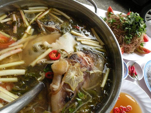 Món ngon từ cá ngát 2