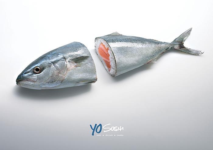 Sáng tạo - Quảng cáo thức ăn