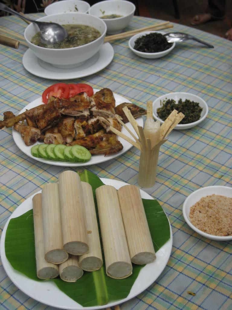 Cơm Lam - Những đặc sản in đậm dấu ấn xứ Thanh 9