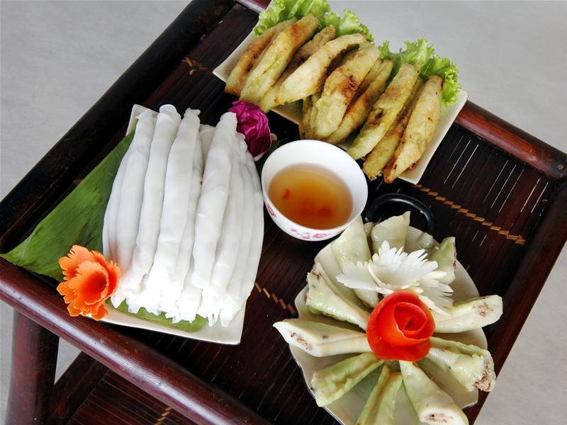 Bánh răng bừa - Những đặc sản in đậm dấu ấn xứ Thanh 5